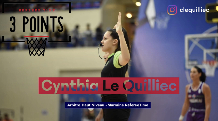 Cynthia Le Quilliec : «Les femmes sont toutes aussi compétentes que leurs homologues masculins et ont leur place sur le terrain.»