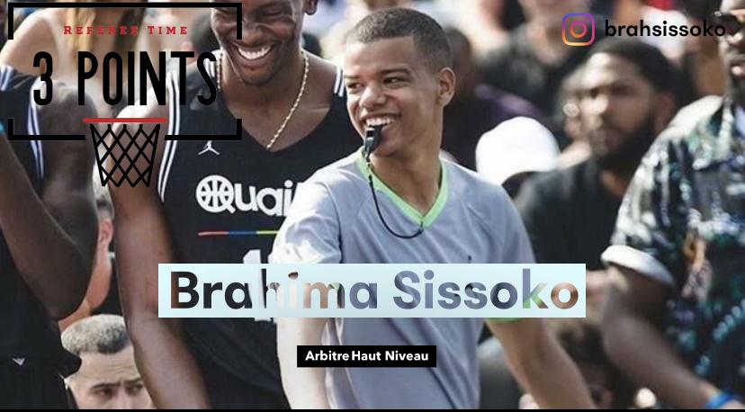 Brahima Sissoko : «Lorsque l'arbitre intervient avec son sifflet, il doit apporter des éléments qui sont nécessaires au jeu.»