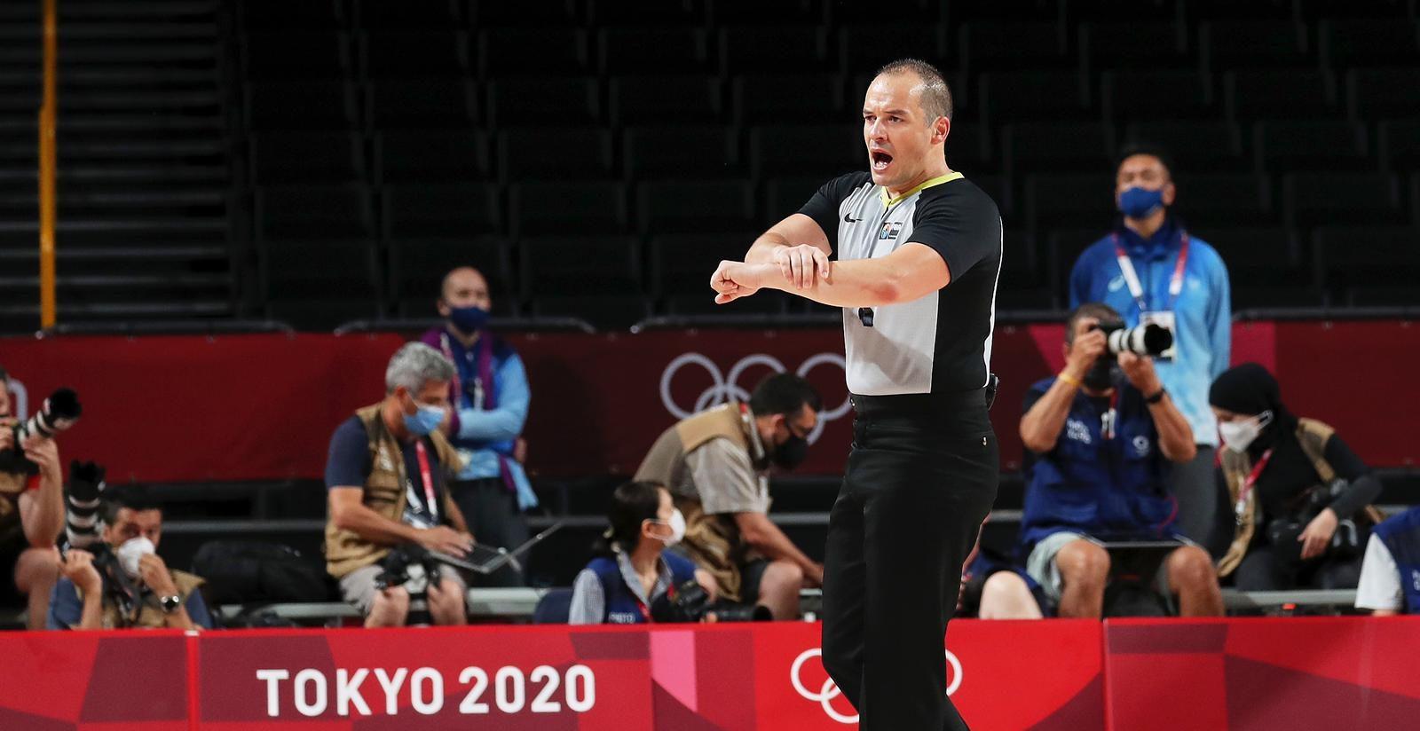 Tokyo 2020 : Yohan Rosso sur le match du bronze
